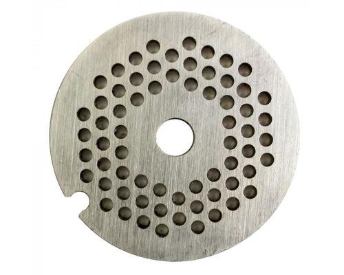 Решетка для мясорубки Braun тип 4195 G1100 G1300 G1500 Power plus 1300 мелкие отверстия НЕОРИГИНАЛ!