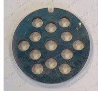 Решетка с крупными отверстиями для мясорубки Zelmer 687.5 686.5A ZMM0805WRU ZMM0854WRU