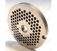 Решетка с маленькими отверстиями для мясорубки Zelmer 687.5 686.5A ZMM0805WRU, ZMM0854WRU