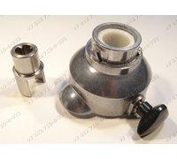 Адаптер для насадок к мясорубке для кухонного комбайна Bosch MUM8, MUMXL, MUM8400, MUM84MP1