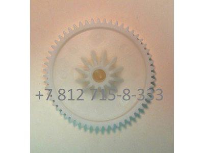 Шестеренка белая для мясорубок Philips HR7755, HR7758, HR7765, HR7768 и т.д.