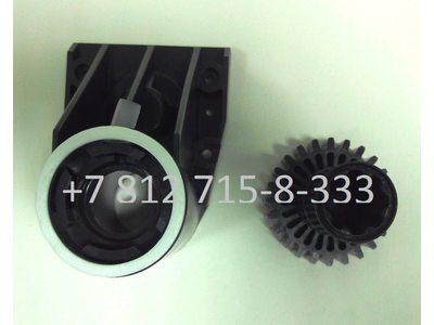 Фиксатор шнека в сборе с черной шестеренкой,для мясорубок Braun 4195 купить и т.д.