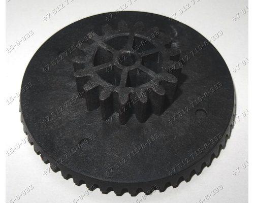 Шестеренка черная для мясорубок Ротор