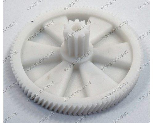 Шестеренка большая для мясорубок Kambrook KMG-400 диаметры 18/101 мм, зубья 10 и 93/