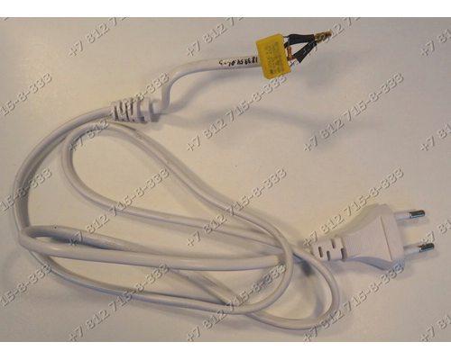 Сетевой шнур для мясорубки Polaris PMG1806Chrome