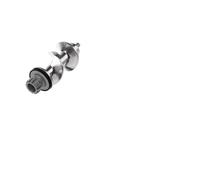 Шнек мясорубки Bosch MFW68660 MFW68640 MFW66020 MFW67440 MFW67600 MFW68680 Propower 2200W в сборе - ОРИГИНАЛ!