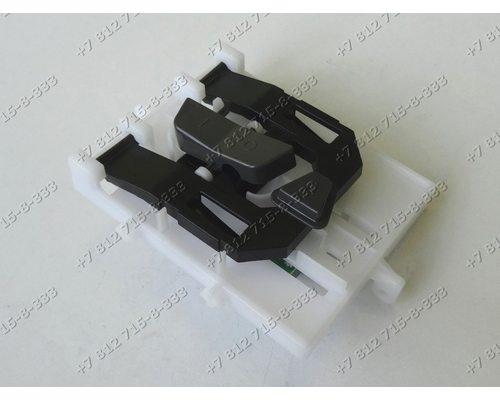 Блок выключателя в сборе с клавишами, панелью, сетевым фильтром, держателем для мясорубки Philips HR2726, HR2727, HR2728