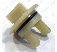Втулка шнека для мясорубки Bosch Champion серии MFW15... кухонных комбайнов Bosch MUM48... MUM44... и т.д. - без отверстия, ОРИГИНАЛ!