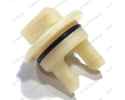 Втулка шнека для мясорубки Bosch Champion серии MFW15... кухонных комбайнов Bosch MUM48... MUM44... и т.д. - с отверстием, неоригинал!