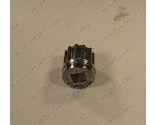 Втулка шнека (металлическая) для мясорубок Redmond RMG-1203-8 RMG1203