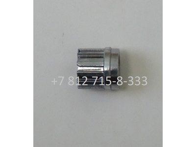 Металлическая втулка шнека для мясорубок Bork M500, MGRNP1215WT, M400, Binatone MGR3040, MGR-3040