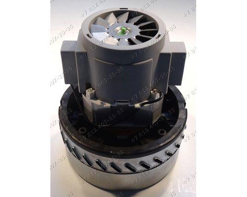 Двигатель 1000W, 061300501, 240V, 50/60Hz, S.I.clF1552, AMETEK, H-167 мм, D-148 мм, универсальный для моющего пылесоса