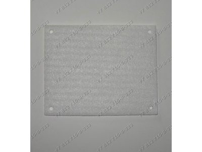Фильтра мотора 109*136 мм для пылесоса Electrolux ZCX6412, ZAM6216, ZAM6109, ZCX6200, ZAC6717, ZAC6806, ZAM6230, ZCX6450