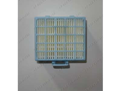 Фильтр HEPA для пылесоса Bosch BSG62185/09, BSGL42280/01, BSGL32115/03, BSG62185/04, BSG6208COE/04