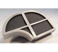 Фильтр под поролоновым + поролоновый фильтр для пылесоса Bosch BGS32001/02, BGS32002/02