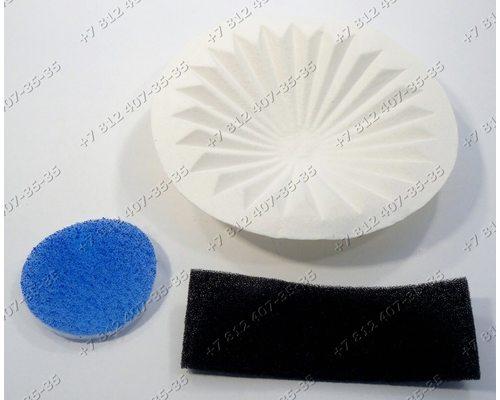 Комплект фильтров FVX-01 для пылесоса VAX серий 1000 2000 4000 5000 6000 7000 8000 9000