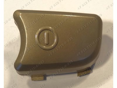 Клавиша включения для пылесоса Redmond RV-310 RV310