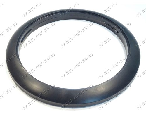 Большое колесо - окантовка пылесоса Scarlett SC-VC80C09 SCVC80C09