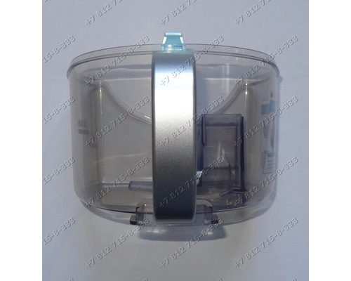 Емкость пылесборника для пылесоса LG VK71108HU