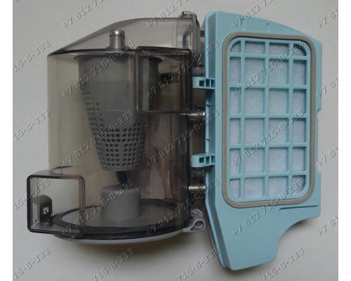 Контейнер для пыли в сборе с фильтром для пылесоса LG VK72101R, VK72101RU, VK72102HU, VK72103HU, VK72104HU