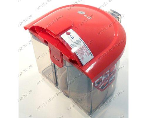 Контейнер для пыли в сборе MJC620820 пылесоса LG