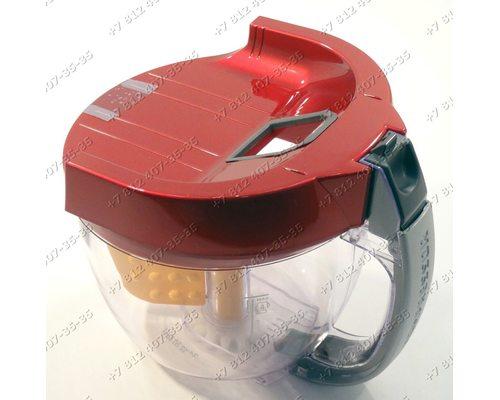 Контейнер для пыли в сборе пылесоса LG Compressor VK8810HUV VK8811HUMR