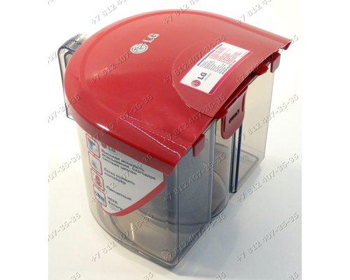 Контейнер для пыли в сборе пылесоса LG VK69163N