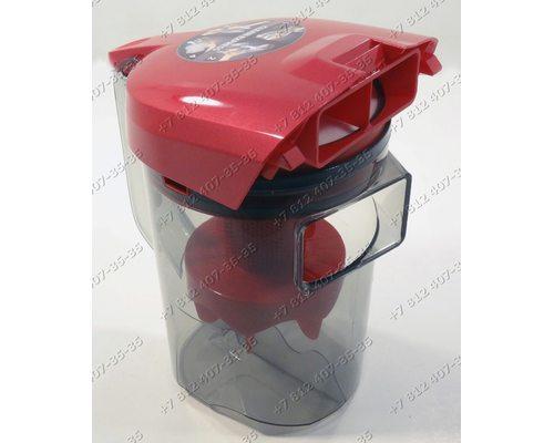 Контейнер для пыли в сборе с крышкой для пылесоса Tefal TW3798 TW37