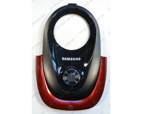 Верхняя часть корпуса в сборе с ручкой и клавишей включения для пылесоса Samsung SC18M21A0S1, VC18M21A0S1/EV
