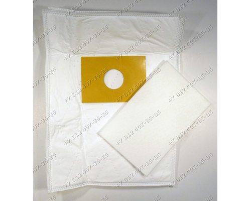 Комплект мешков-пылесборников NL-01 микрофибра для пылесоса