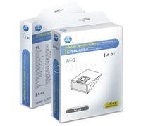 Мешки для пылесоса AEG, Electrolux, Thomas и т.д. Neolux A-01 - комплект из 5 бумажных мешков