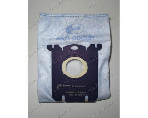 Комплект мешков пылесборника для пылесоса Electrolux, Philips, AEG, Tornado, Volta, Electrolux ZAM6100-6195,