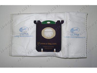 Комплект мешков пылесборника для пылесоса Electrolux Ultra One Z8810P Z8815 Z8820P купить