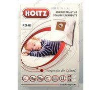 Мешки для пылесоса Rowenta Dymbo - Holtz RO-01 синтетические - комплект из 4 штук