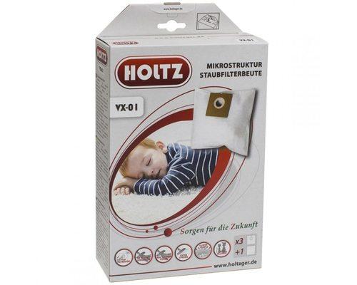 Мешки для пылесоса VAX Holtz VX-01 из микрофибры - комплект из 3 штук