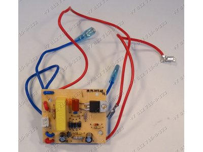 Электронный модуль для пылесоса Redmond RV-309 RV309