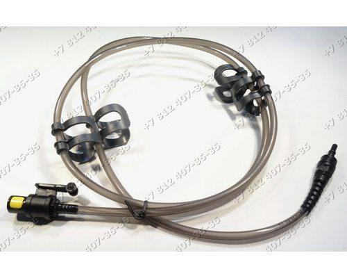 Шланг подачи воды от пылесоса к рукоятке шланга для пылесоса Samsung VW17H9090HC/EV, VW17H9071HR/EV