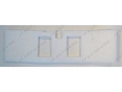 Звукоизоляция корпуса для пылесоса Bosch BGS32001