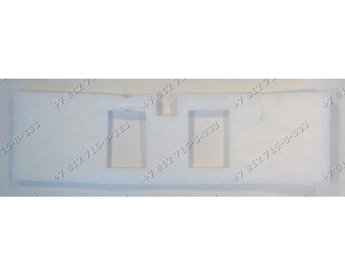 Звукоизоляция корпуса для пылесоса Bosch BGS32001/02