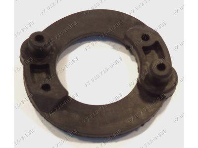 Прокладка двигателя круглая черная для пылесоса Redmond RV-308 RV308