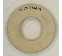 Прокладка (круглая, бежевая) для пылесоса Redmond RV-309 RV309