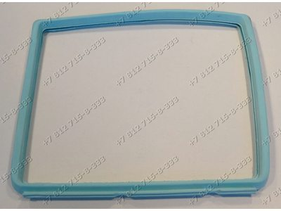 Уплотнитель hepa фильтра для пылесоса Philips FC9176/02, FC9177, FC9071