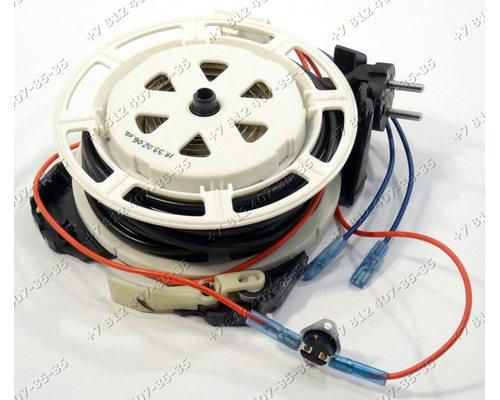 Сетевой шнур на катушке для пылесоса LG V-CD381STM.CXRQEAK, VC6717S.CDTQBWT