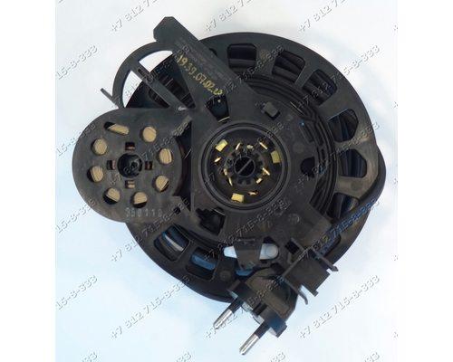 Сетевой шнур на катушке для пылесоса Bosch BGS32001/02