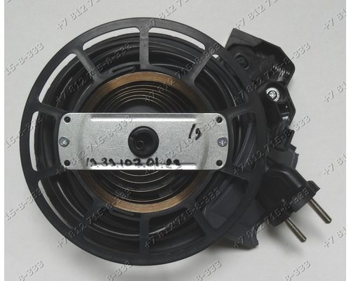 Сетевой шнур на катушке для пылесоса Redmond RV-C316, RVC316