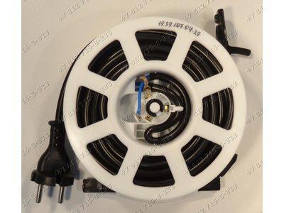 Сетевой шнур на катушке для пылесоса Redmond RV-308 RV308