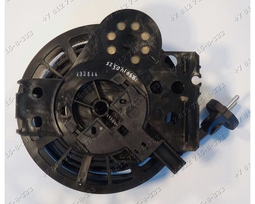 Сетевой шнур на катушке для пылесоса Philips FC9176/02 FC9177