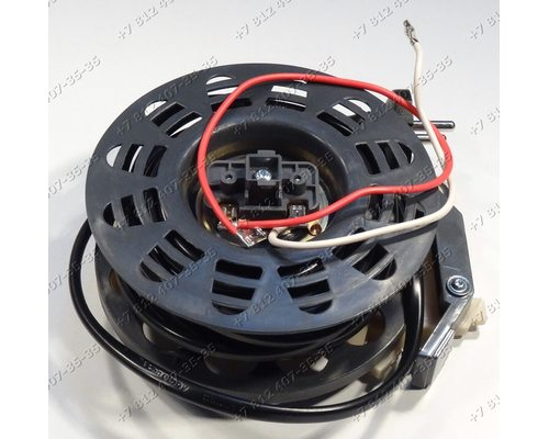 Сетевой шнур на катушке для пылесоса Philips FC5830/02
