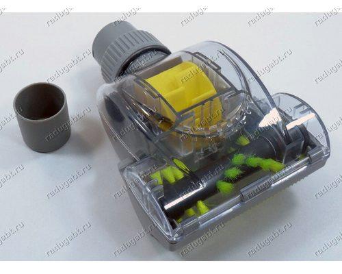Минитурбощетка с адаптером на трубу диаметром 32 мм и 35 мм для пылесоса Neolux TN-04 TN04