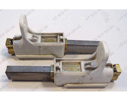 Щетки двигателя 6*11,5 мм для пылесоса AEG, Electrolux, Zanussi